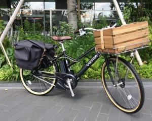 旅行用電動アシスト自転車