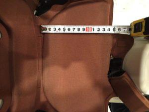 ブリヂストン bikke2e … 約15cm