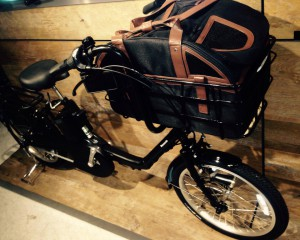 ペット乗せ電動自転車オーダーできます