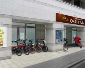 サイクルショップ オギヤマの新店舗が7月7日(金)にオープンいたします