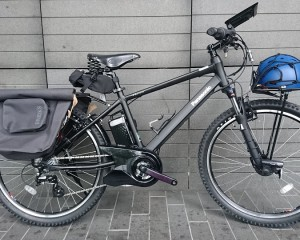【Panasonic】Hurryer bikeTripカスタム