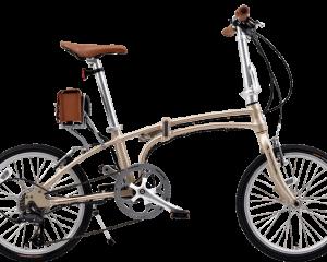 持ち運びにも便利 折りたたみ電動アシスト自転車のご紹介