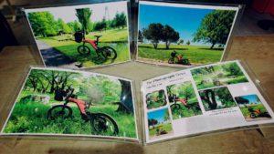 サイクリングお写真