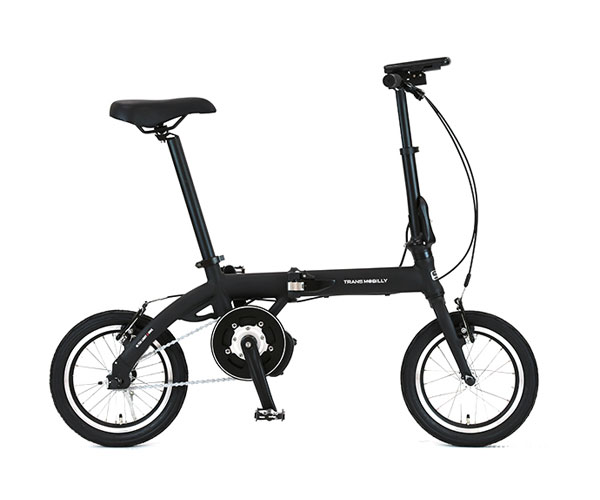 ULTRA LIGHT E-BIKE TRANS MOBILLY