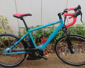 【スタイリッシュ電動自転車】YAMAHA「Brace(ブレイス)」~ロードバイクカスタム~