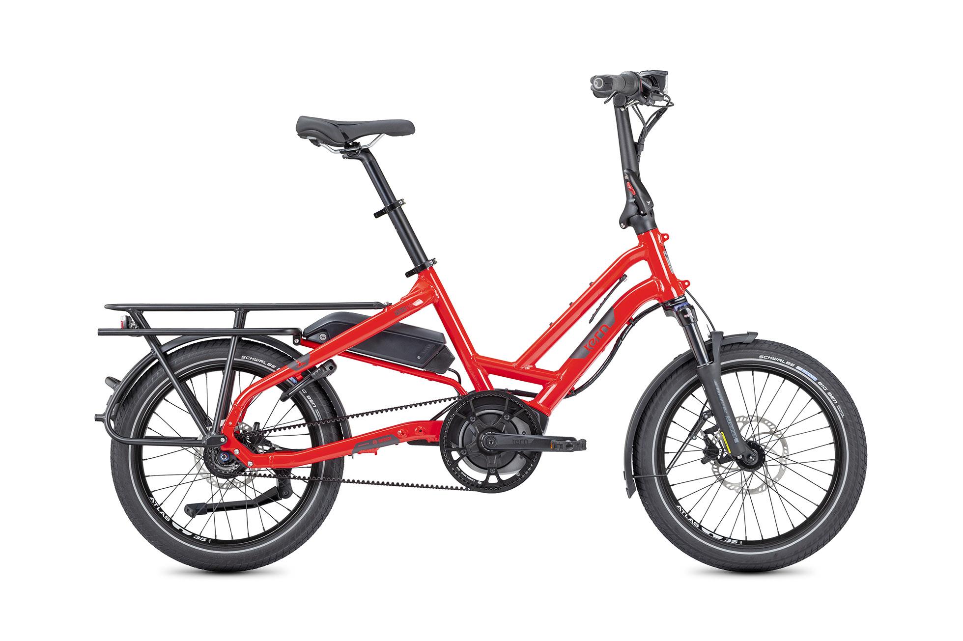 【新製品情報】Tern E-カーゴバイク「HSD P9」