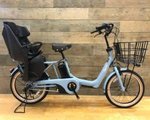 【星が丘アウトレット】人気の子供乗せ電動自転車がお得なプライスになりました!