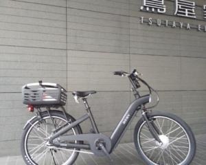 【クール電動自転車】BESV「CF1 LENA(シーエフワン リーナ)」~アーバンスタイルカスタム~
