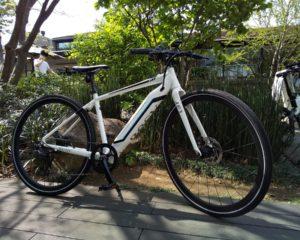 【インプレッション】話題のE-BIKEを乗り比べる~クロスバイク編~