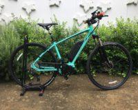 【オフロード×e-bike】MIYATA(ミヤタ)「CRUISE5080」~オフロードカスタム~
