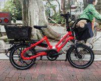 【ペット×e-bike】Tern 「HSD P9」 ~ドギーバスケットカスタム~