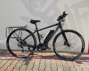 【旅×e-bike ver.2】MIYATA(ミヤタ) 「CRUISE(クルーズ)」 ~トラベルカスタム~