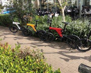 【最新入荷情報】大人気e-bike!「BESV PSA1」最新カラー全色入荷しました ~モトベロ湘南~