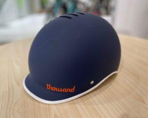 【モトベロ星が丘】おしゃれなでカジュアルなヘルメット「Thousand Helmet(サウザンドヘルメット)」のご紹介!