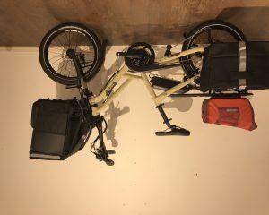 【貨物×e-bike】Tern「HSD P9」~カーゴバイクカスタム~